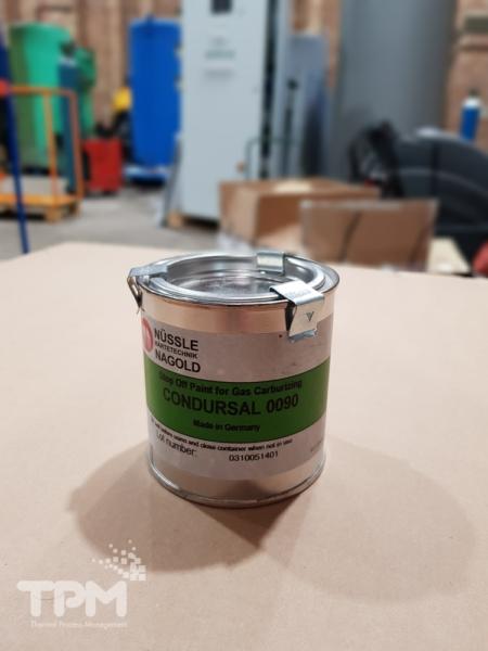 Condursal 0090 for gas carburizing