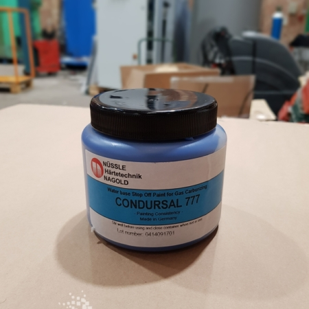 Condursal 777 - Water Base Stop Off Paint for Gas Carburising