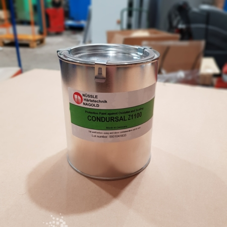 Condursal Z1100 - Protective Paint Against Oxidation and Scaling