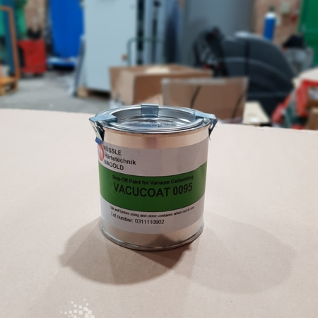 Vacucoat 0095 - Stop-Off Paint for Vacuum Carburising